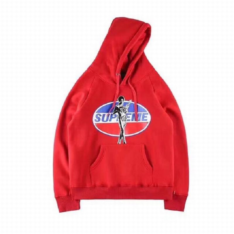 Supreme 3 colors red brown blue HYSTERIC GLAMOUR hoodie
