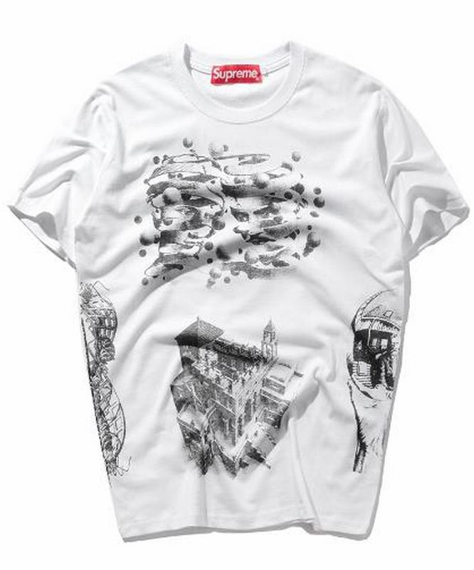 Supreme x M.C 2 colors t shirt