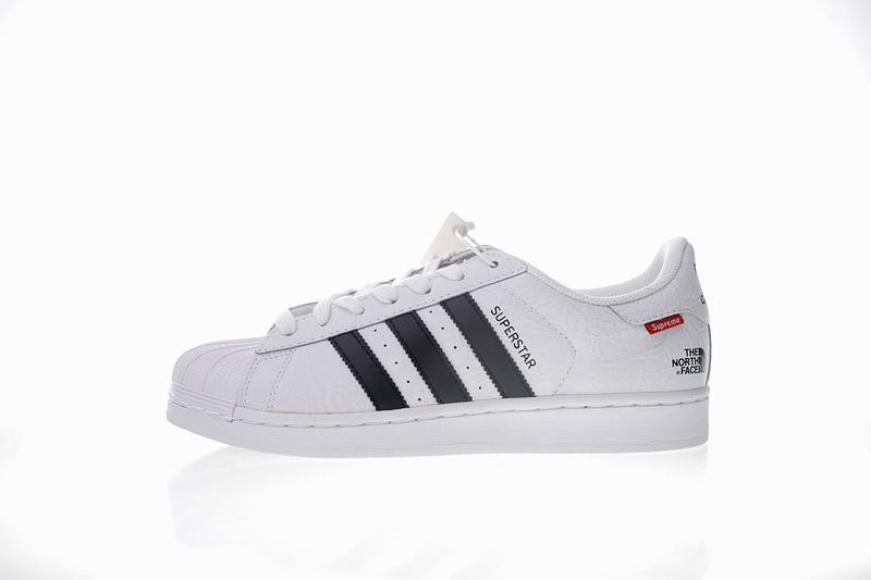 Supreme x The North Face x Adidas Originals Superstar BB5335